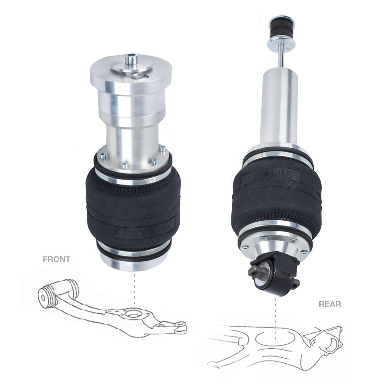 w123 air suspension